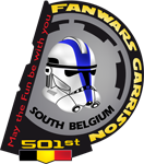 501st FanWars Garrison South Belgium